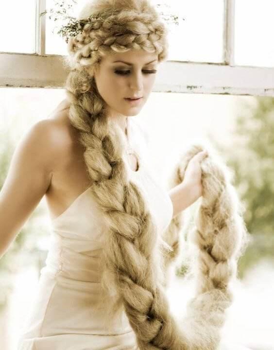 תוספות שיער לחתונה