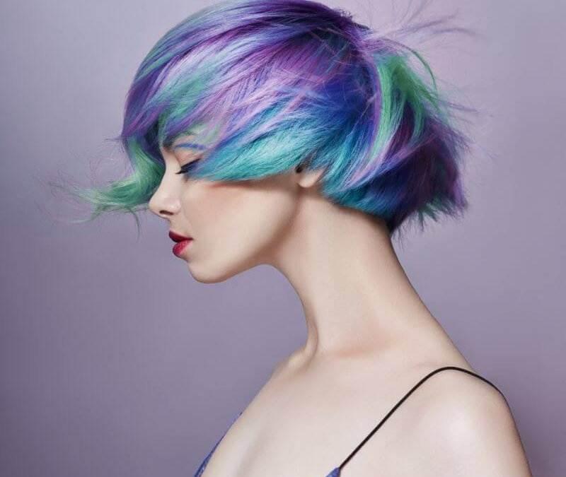 איך לגדל את צבע השיער שלך